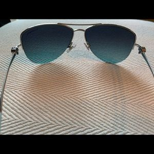 Tiffany & Co. Accessories - Tiffany & Co. aviator sunglasses TF3021